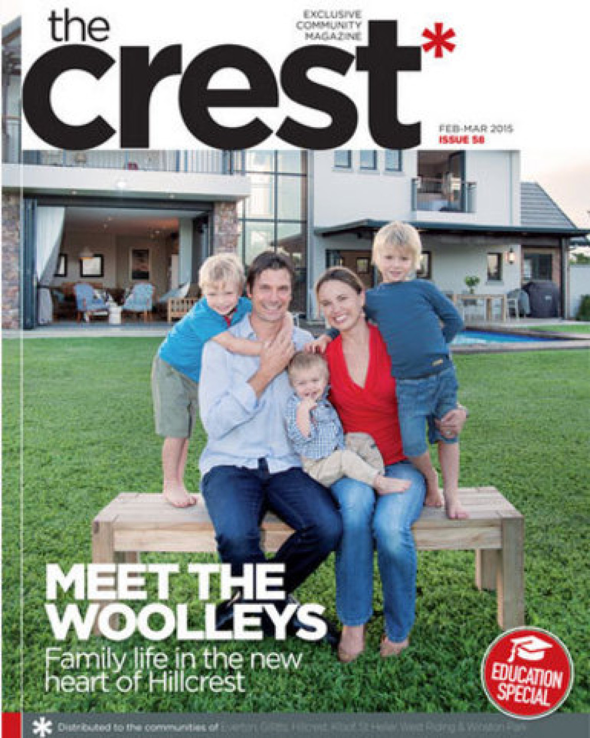 the crest - woolleys